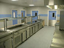 Kitchen mess facilities photo